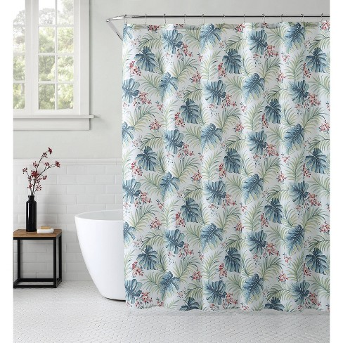 Key West Tropical Shower Curtain - VCNY - image 1 of 2
