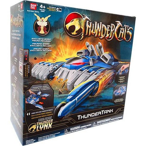 Thundercats Thundertank Action Figure Vehicle - image 1 of 2
