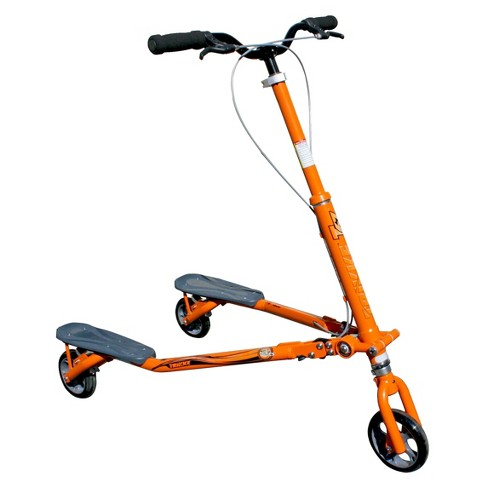 Trikke T67 three wheel scooter - Orange - image 1 of 1
