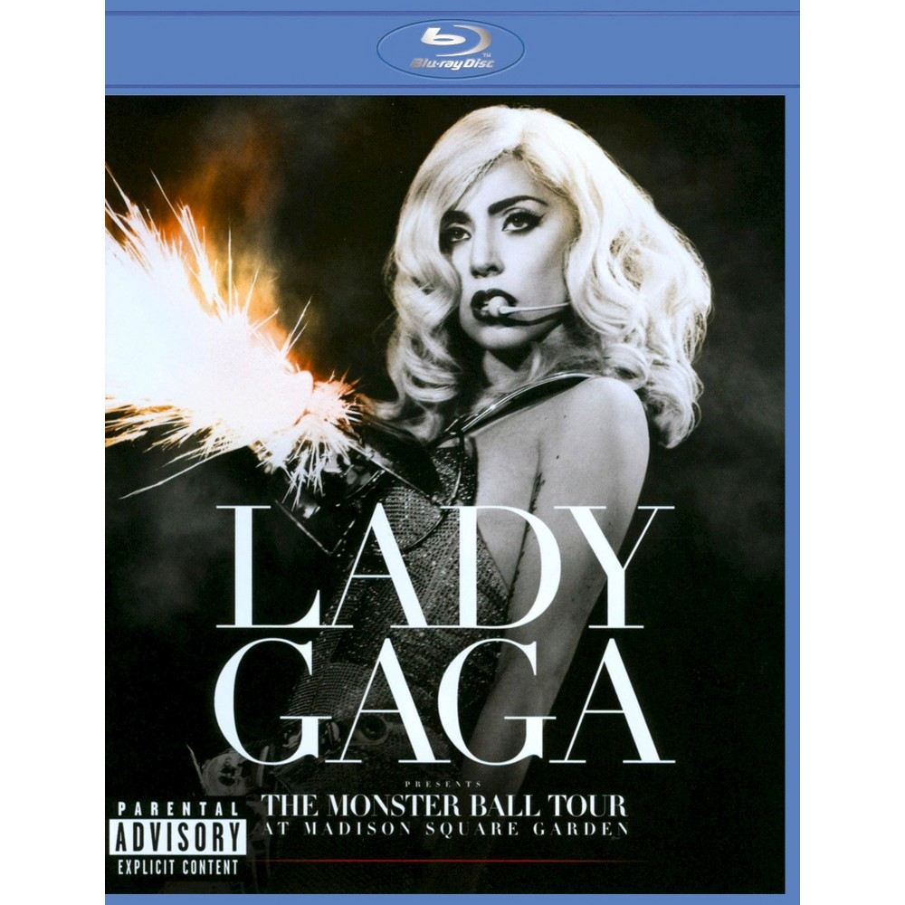 Lady Gaga Presents The Monster Ball T (Blu-ray)