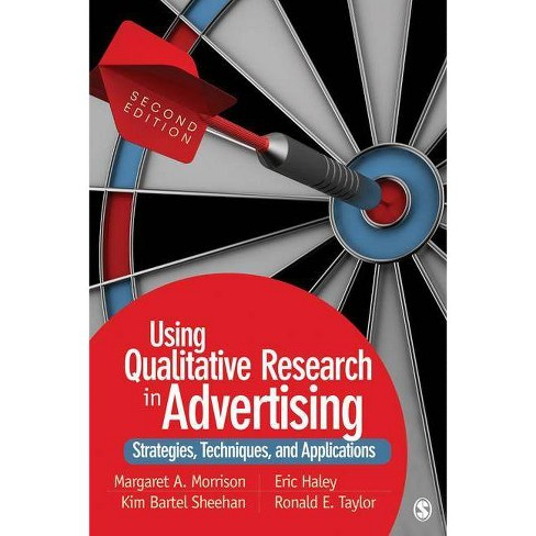 Using Qualitative Research in Advertising - 2 Edition (Paperback) - image 1 of 1