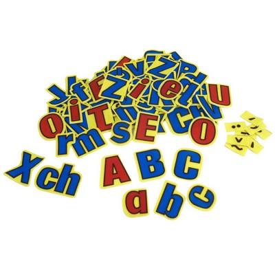Little Folk Visuals Upper & Lower Case Alphabet Felt Letters