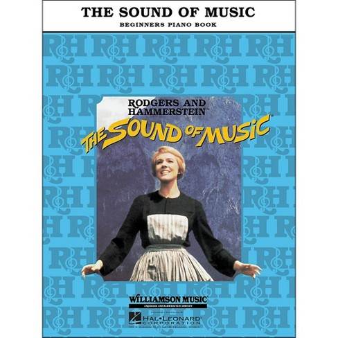 Hal Leonard The Sound Of Music Beginner's Piano Book for Easy Piano - image 1 of 1