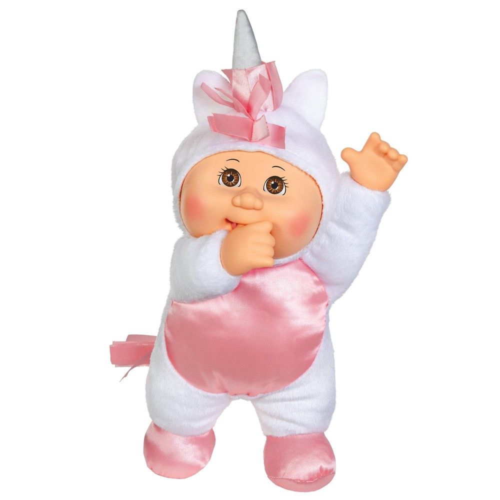 Cabbage Patch Kids Collectible Cutie Helpers Fantasy Diamond Unicorn