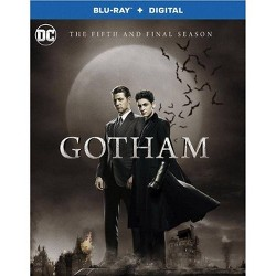 Gotham:Complete Fifth Season (Blu-ray + Digital)