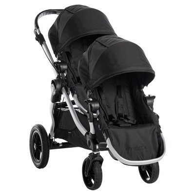Baby Jogger® City Select Stroller with Second Seat - Onyx