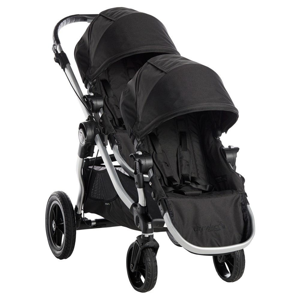Baby Jogger City Select Stroller with Second Seat - Onyx ...