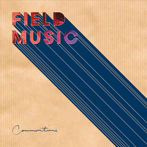 Field music - Commontime (Vinyl) - image 1 of 1