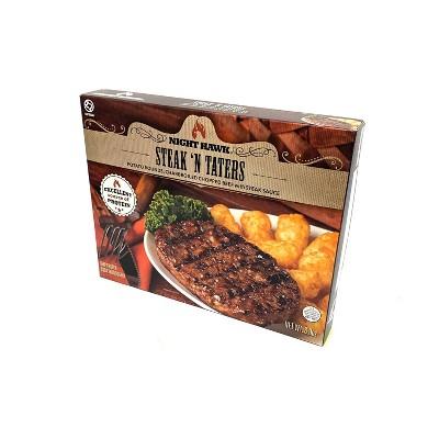 Night Hawk Frozen Steak 'n Taters - 6oz