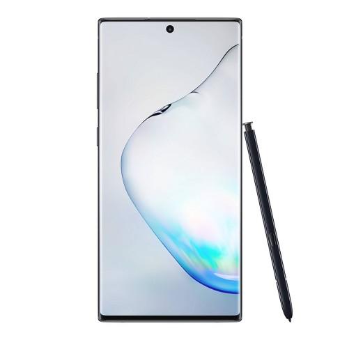 AT&T Samsung Galaxy Note10+ (256GB) - Aura Black - image 1 of 8