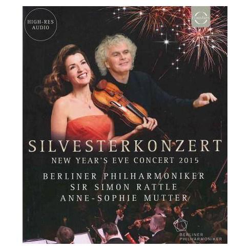 Berliner Philharmoniker: New Year's Eve (Blu-ray) - image 1 of 1