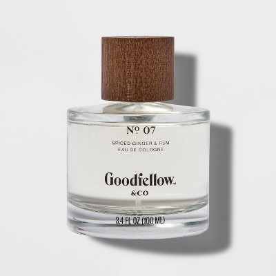 No.7 Spiced Ginger & Rum Men's Cologne - 3.4 fl oz - Goodfellow & Co™