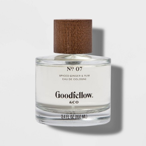 No.7 Spiced Ginger & Rum Men's Cologne - 3.4 fl oz - Goodfellow & Co™ - image 1 of 3