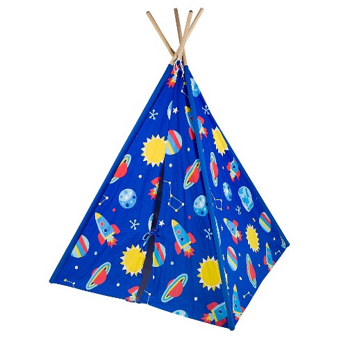 WildKin Olive Kids Out of this World Canvas Teepee - image 1 of 1