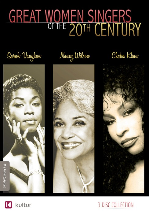 Great women singers of the 20th centu (DVD) - image 1 of 1