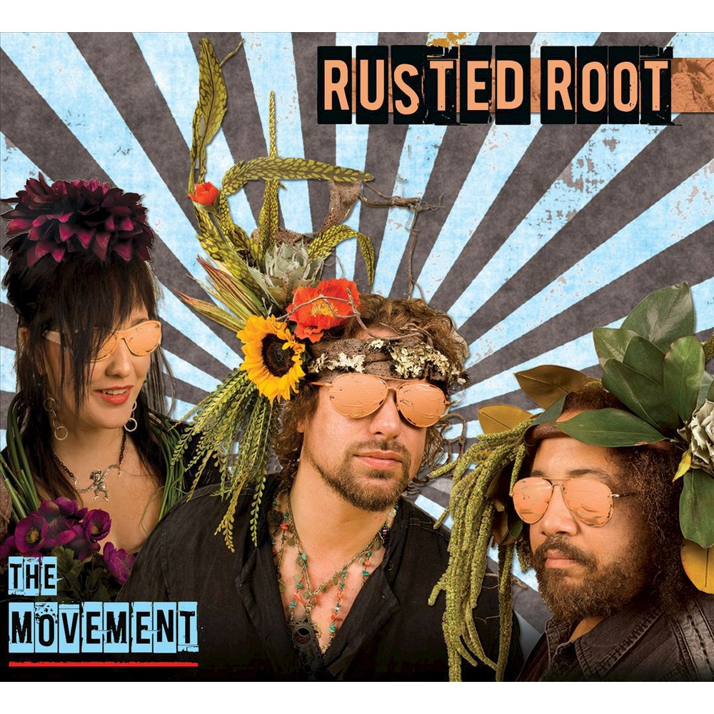 Rusted Root - Movement (CD)