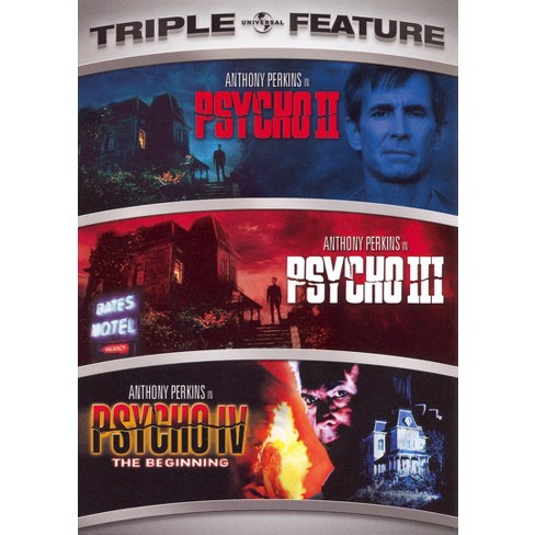 Psycho Triple Feature [2 Discs] - image 1 of 1