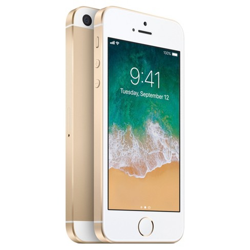 36fe397a21b Apple® IPhone SE 32GB - Gold   Target
