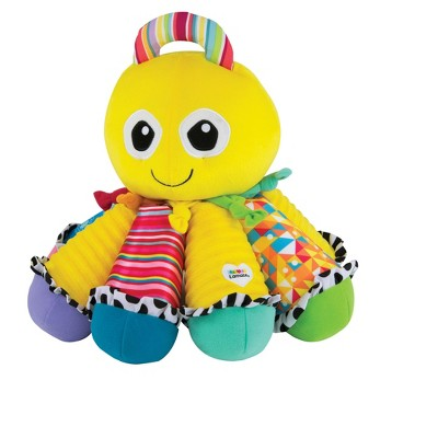 Lamaze Octotunes Sensory Development Baby Toy