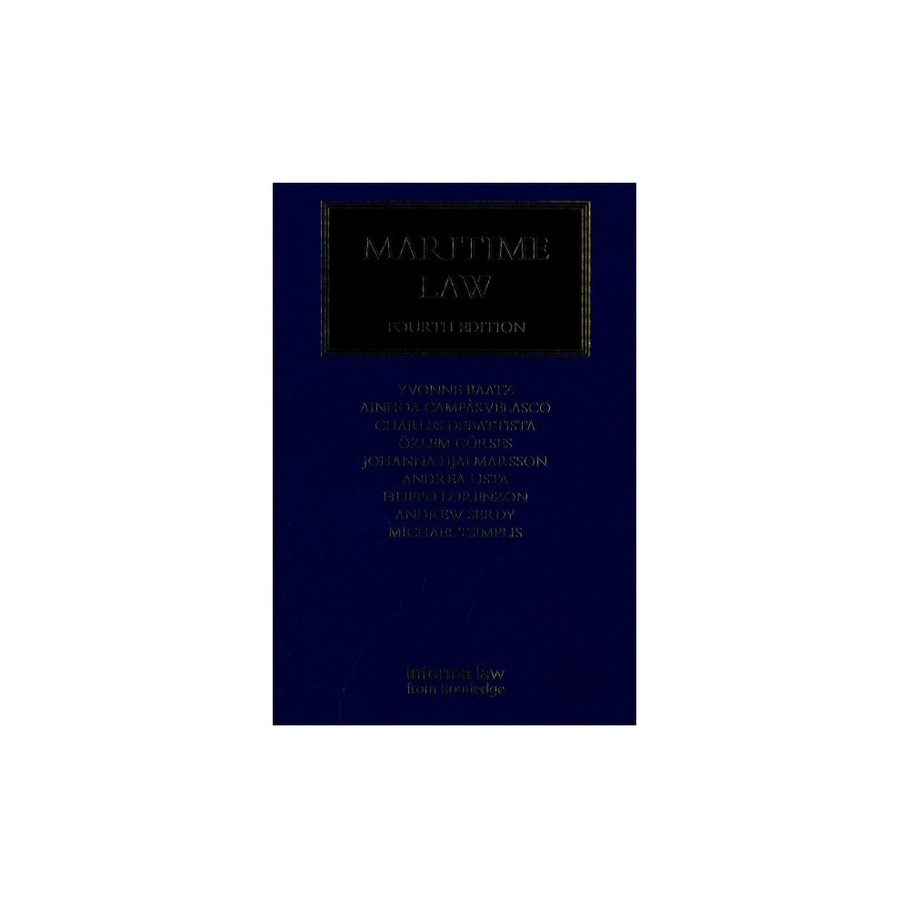 Maritime Law (Hardcover), Books