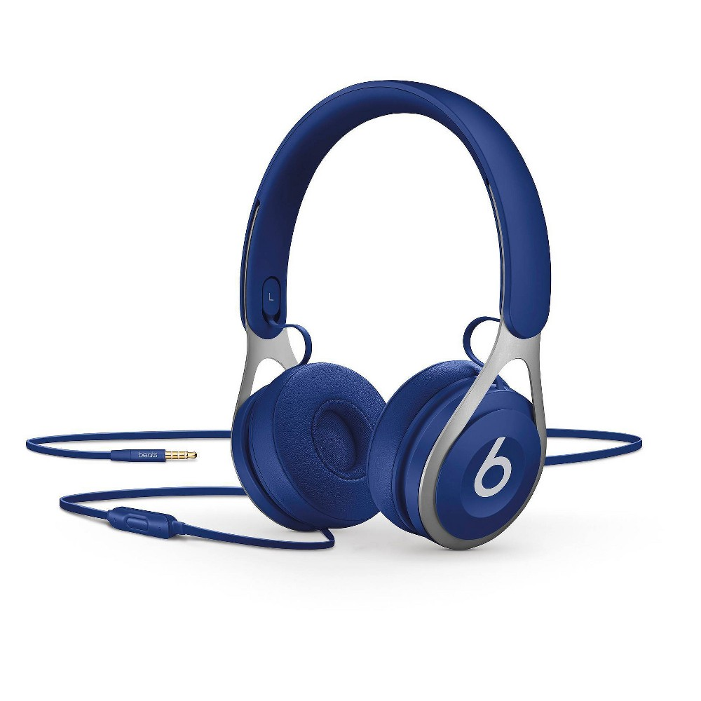 Beats EP Wired On-Ear Headphones - Blue