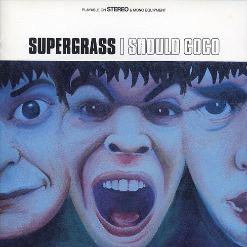 Supergrass - I should coco (20th anniversary ed) (CD) - image 1 of 1