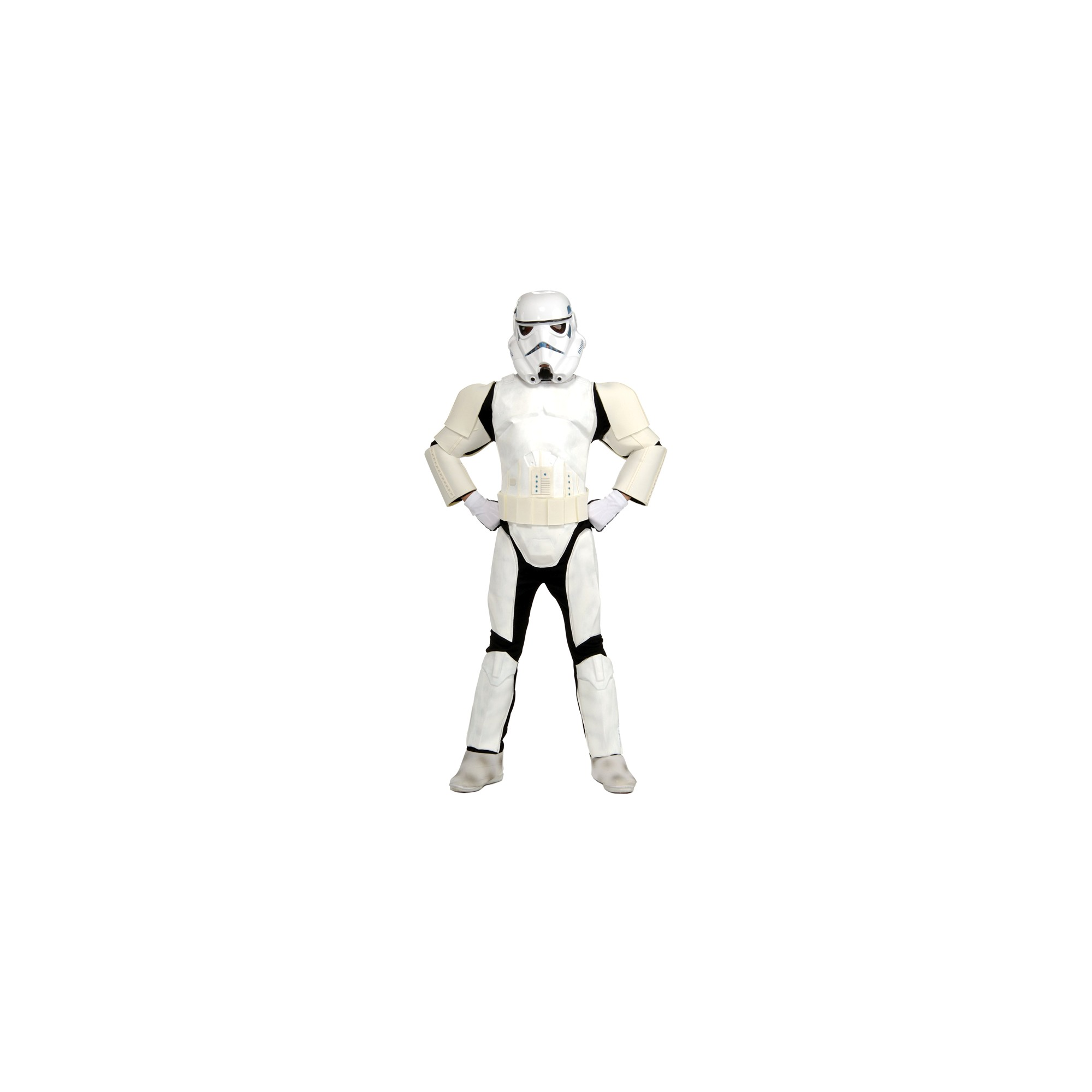 Halloween Star Wars Stormtrooper Kids' Special Edition Costume Large (10-12), Adult Unisex