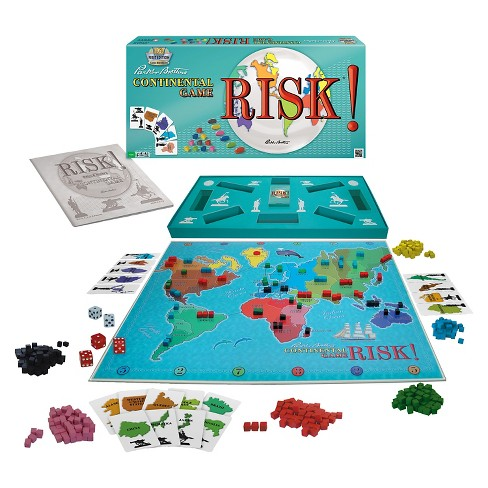 how to play original risk board game