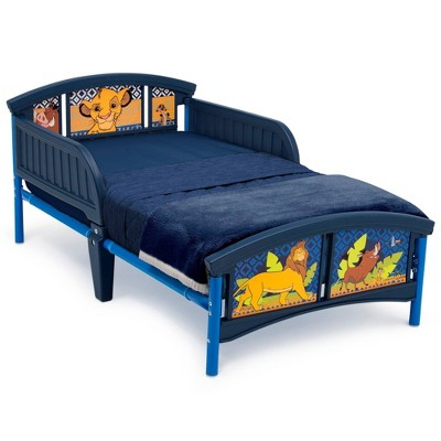 Toddler Disney The Lion King Plastic Bed - Delta Children