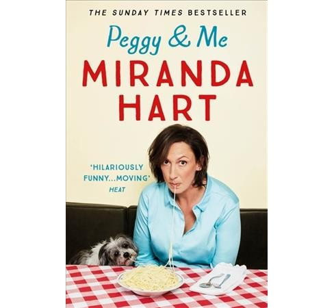 Peggy and Me -  by Miranda Hart (Paperback) - image 1 of 1