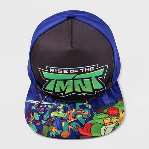 43612a55 Boys' Teenage Mutant Ninja Turtles Baseball Hat - Black : Target