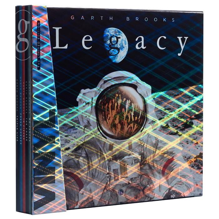 Garth Brooks – Legacy (Limited Numbered Version, 7LP) (Vinyl) - image 1 of 1