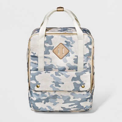 24fe6d9f6363 Camo Print Square Backpack – Wild Fable™ White – Target Inventory ...