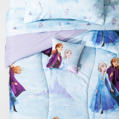 Twin Frozen 2 Bed in a Bag Bedding Set