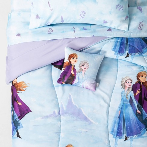 Twin Frozen 2 Bed In A Bag Bedding Set : Target