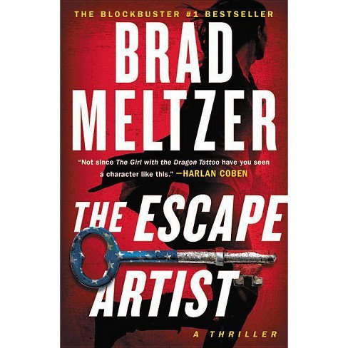 The Escape Artist - by  Brad Meltzer (Paperback) - image 1 of 1
