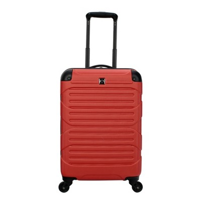 "Skyline 20"" Hardside Spinner Carry On Suitcase - Orange"
