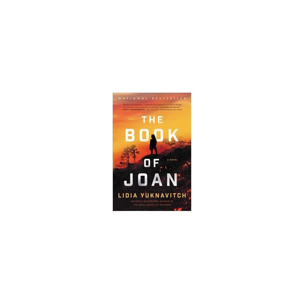 Book of Joan - Reprint by Lidia Yuknavitch (Paperback)