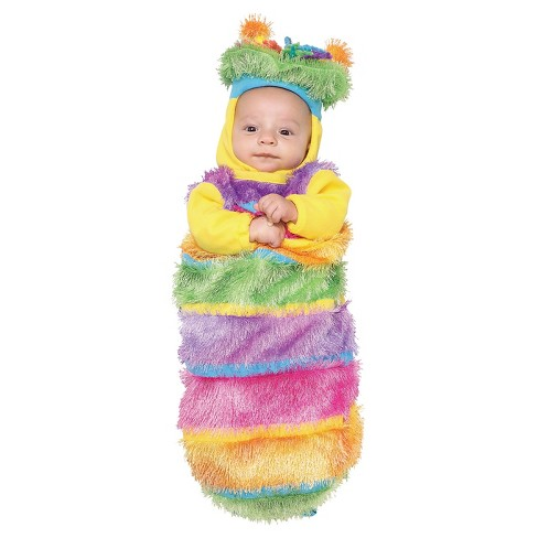 Wiggle Worm Baby Costume - image 1 of 1