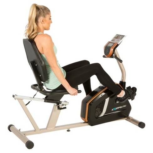 Exerpeutic Gold 975 Recumbent Exercise Bike - image 1 of 10