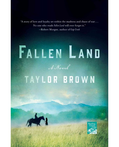 Fallen Land (Reprint) (Paperback) (Taylor Brown) - image 1 of 1