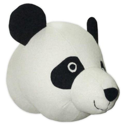 Panda Head Wall Décor - Pillowfort™ : Target