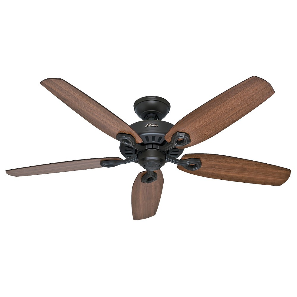 Builder Elite Ceiling Fan Brown - Hunter Fan