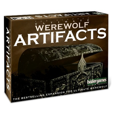 Ultimate Werewolf Party Game Artifacts Expansion Pack