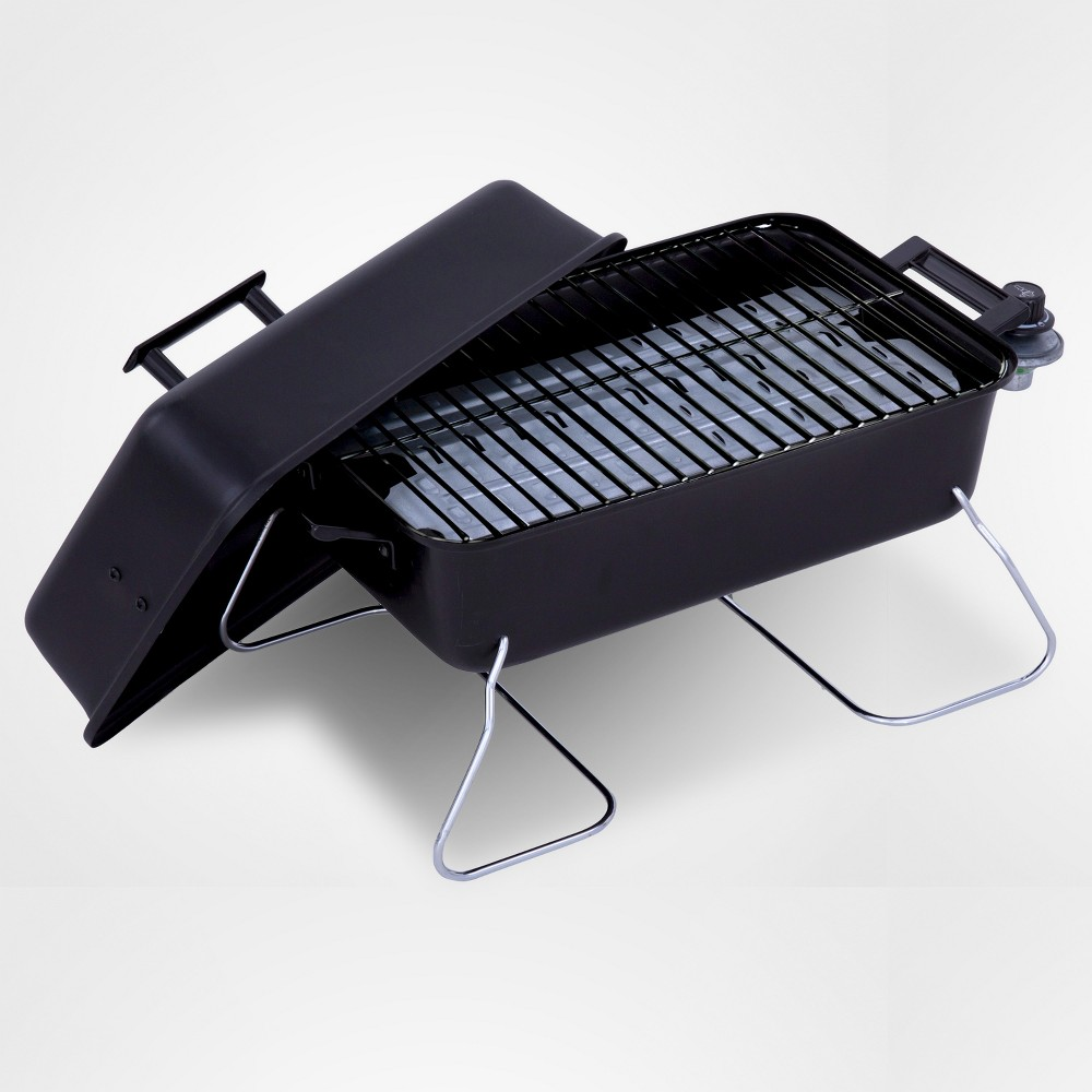 Char-Broil Gas Tabletop Grill, Black 12802282