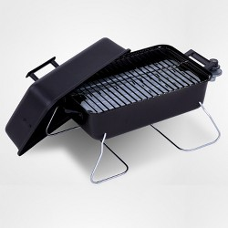 Char-Broil Tabletop 11,000 BTU Gas Grill 465133010 - Black