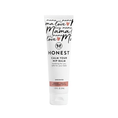The Honest Company Honest Mama Nip Balm - 1.75 fl oz