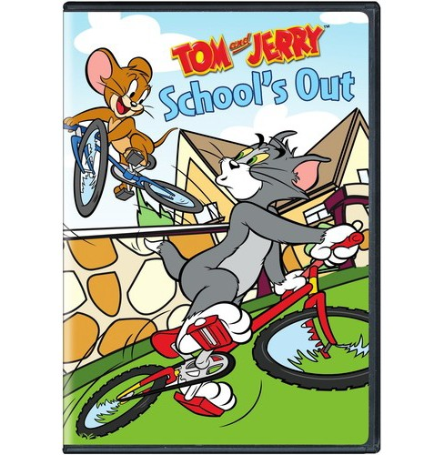 Tom And Jerry:School's Out (DVD) - image 1 of 1