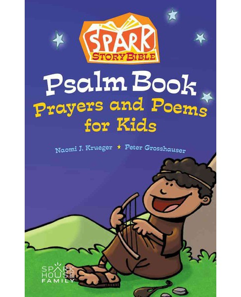 Spark Story Bible Psalm Book : Prayers and Poems for Kids (Hardcover) (Judy Beglau & Micha Boyett & Lisa - image 1 of 1