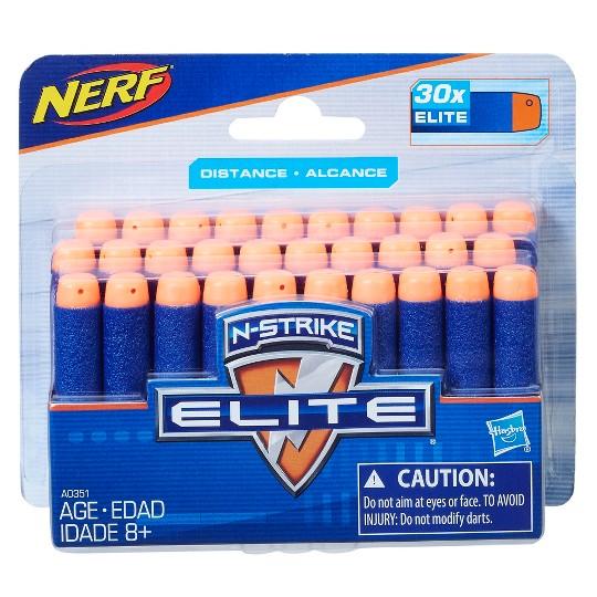 NERF N-Strike Elite Series 30-Dart Refill image number null